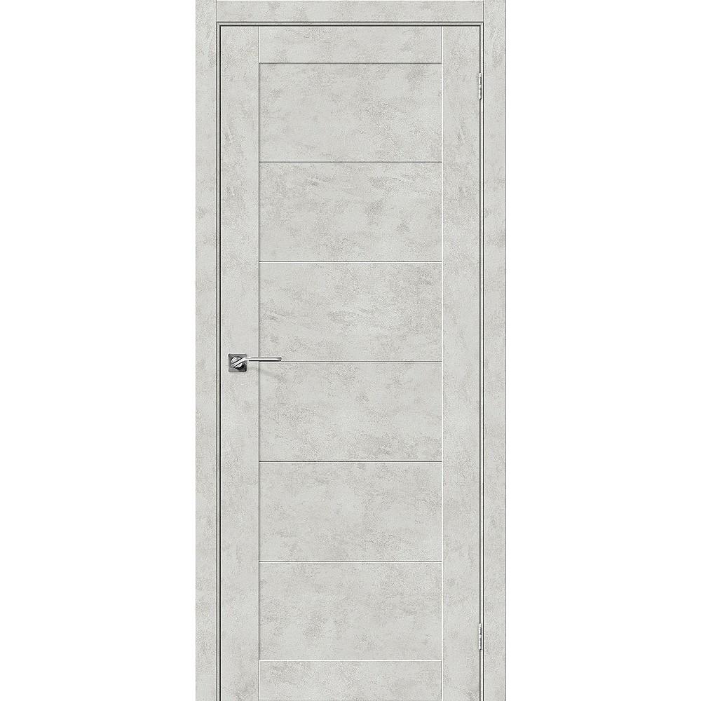 Межкомнатная дверь Легно-21 Grey Art