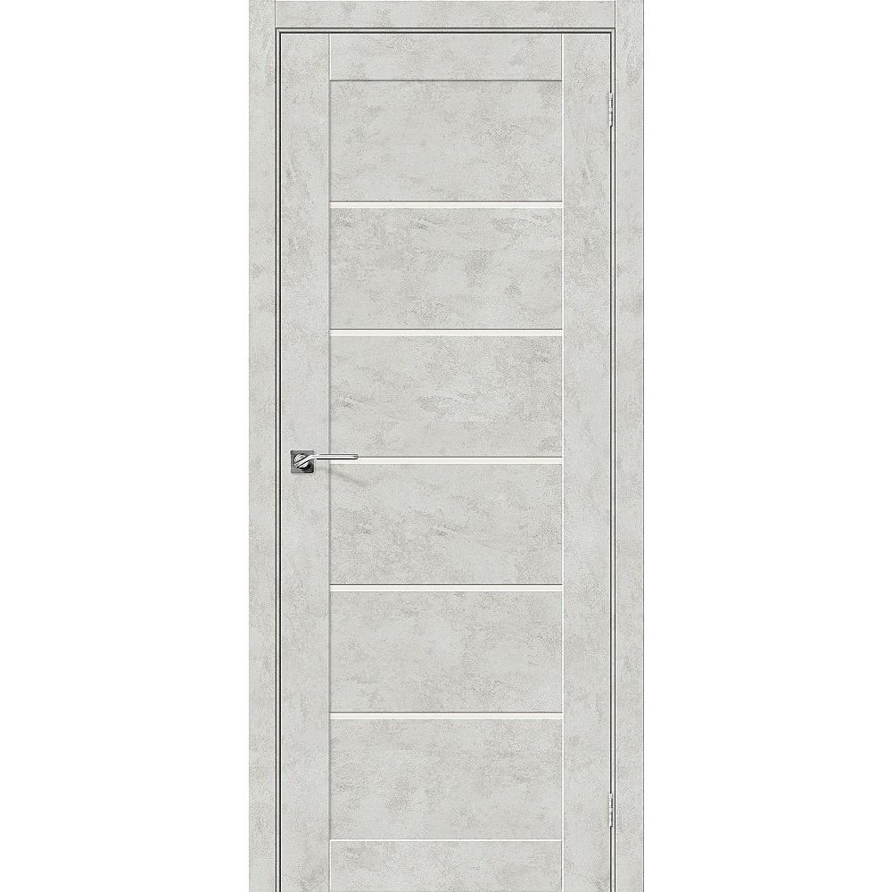 Межкомнатная дверь Легно-22 Grey Art/Magic Fog