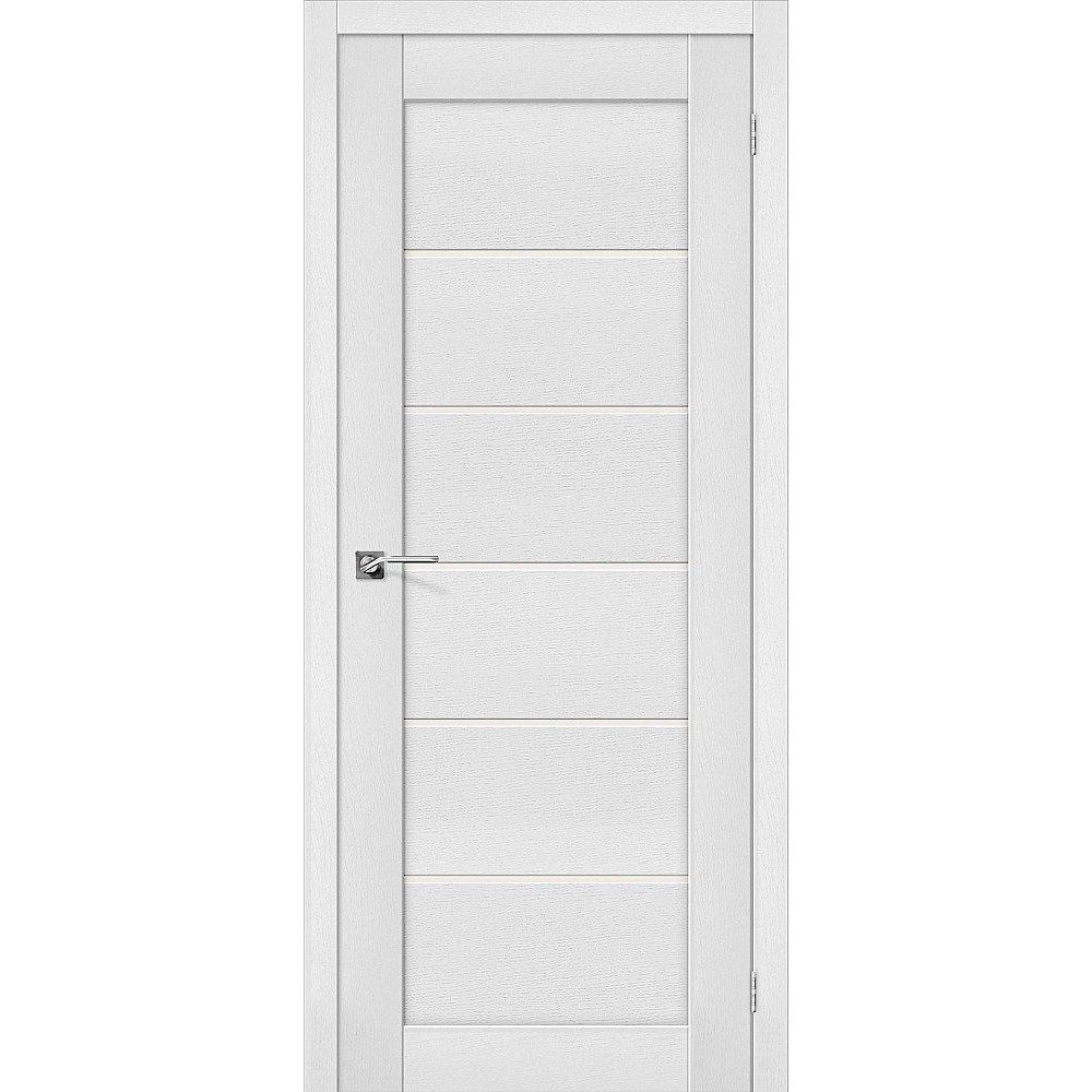 Межкомнатная дверь Легно-22 Virgin/Magic Fog