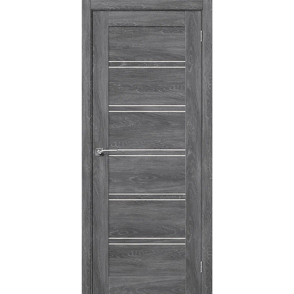Межкомнатная дверь Легно-28 Chalet Grasse/Magic Fog