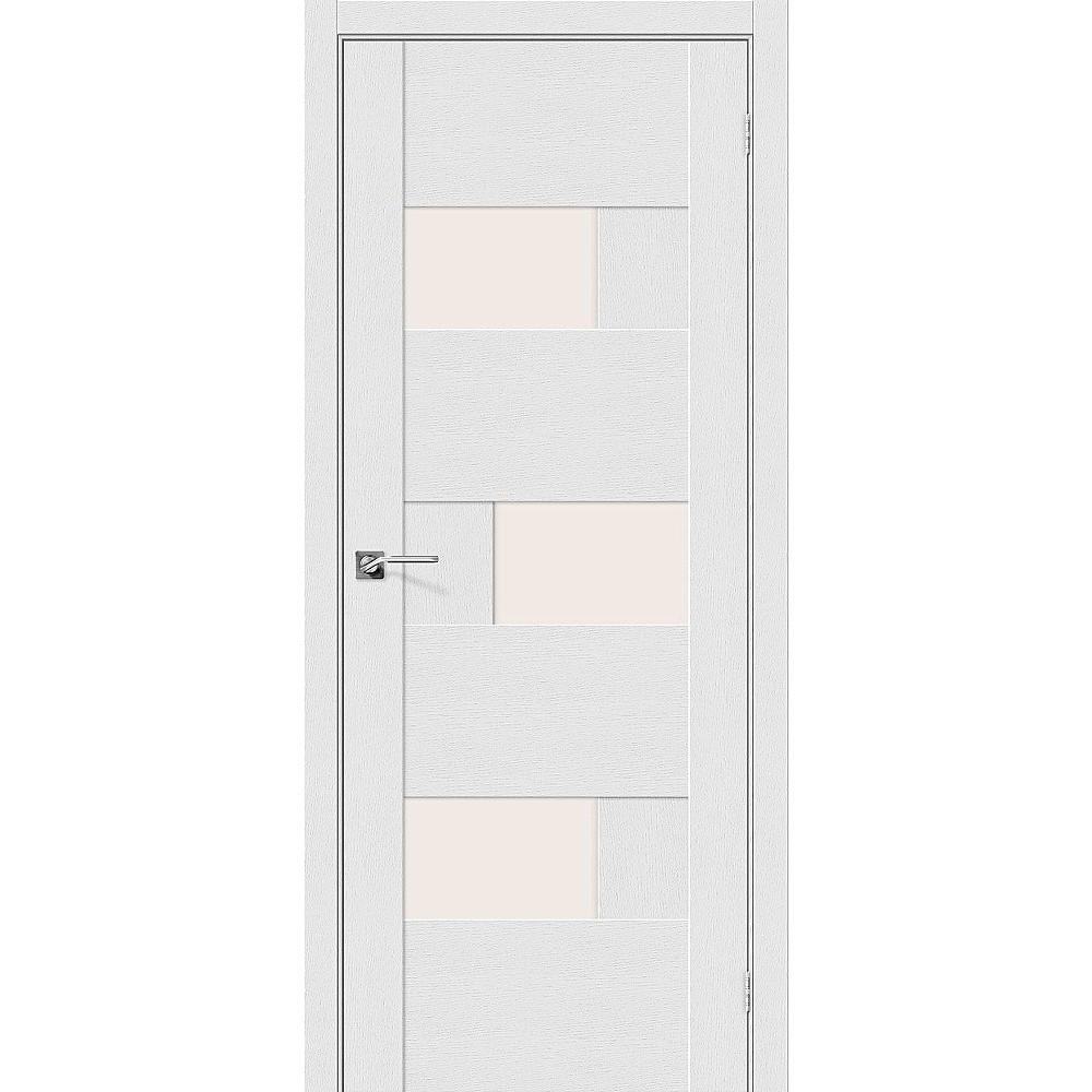 Межкомнатная дверь Легно-39 Virgin/Magic Fog