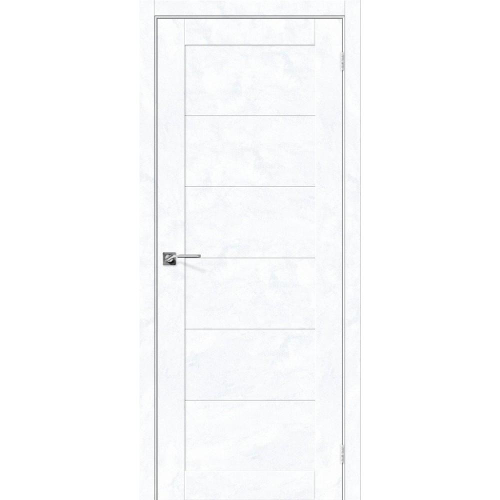 Межкомнатная дверь Легно-21 Snow Art