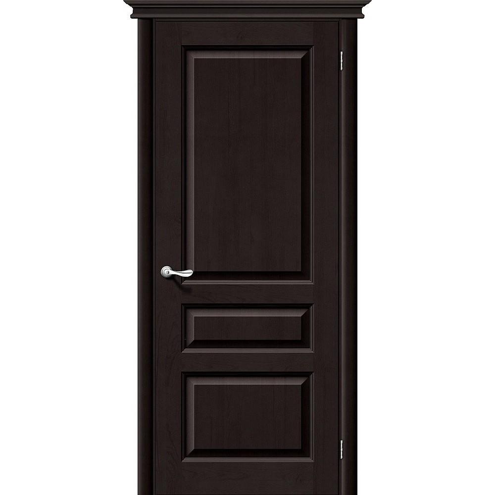 Межкомнатная дверь М5 Т-06 (Темный Лак)