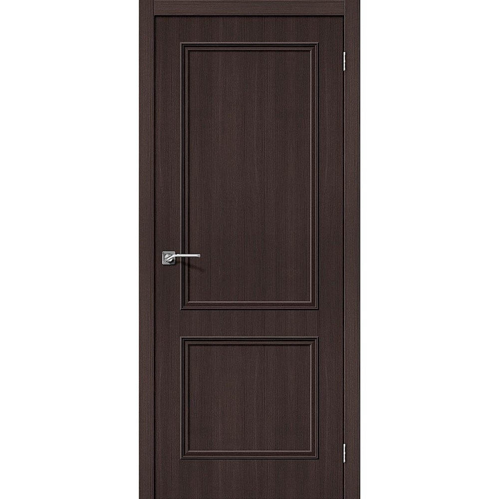 Межкомнатная дверь Симпл-12 Wenge Veralinga