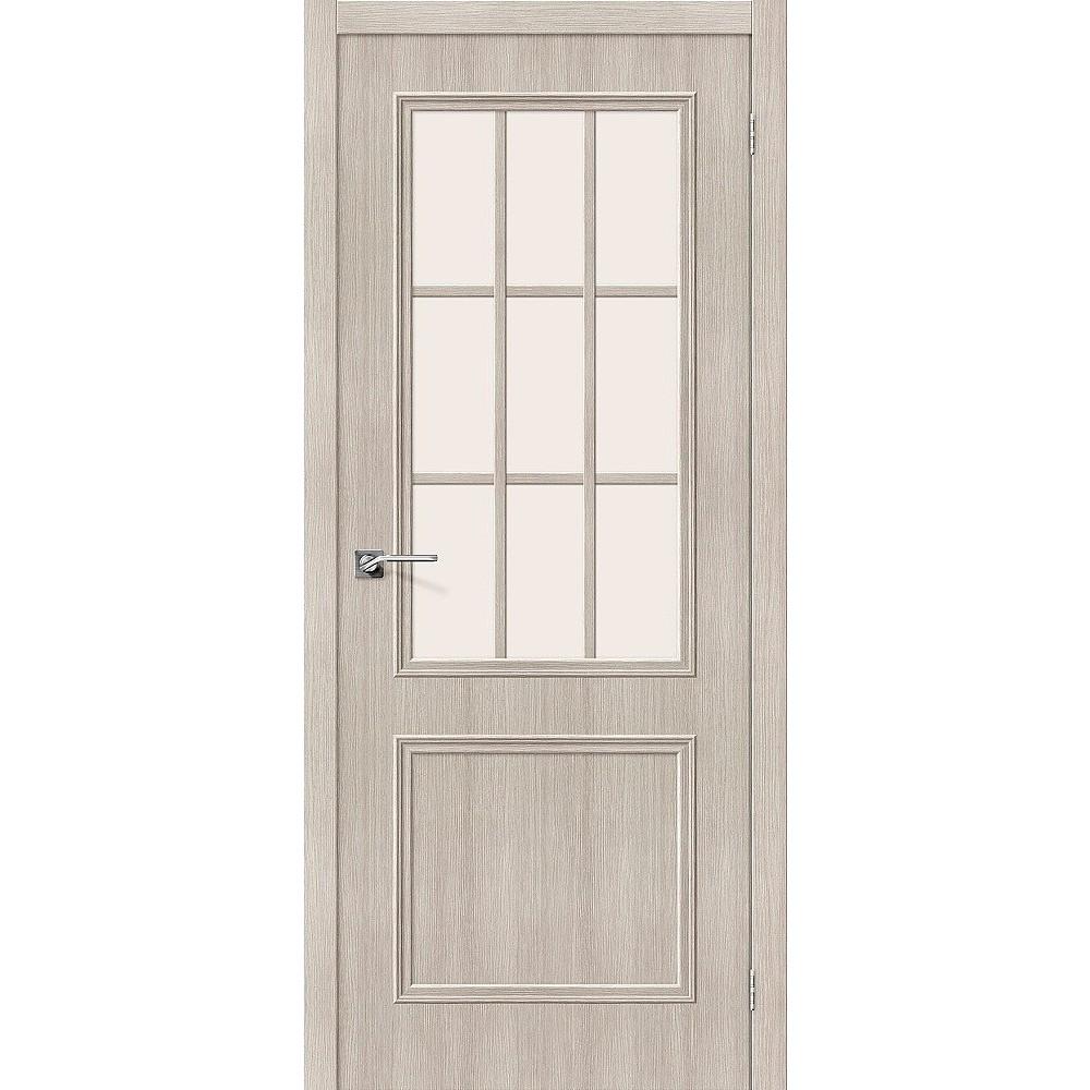 Межкомнатная дверь Симпл-13 Cappuccino Veralinga/Magic Fog