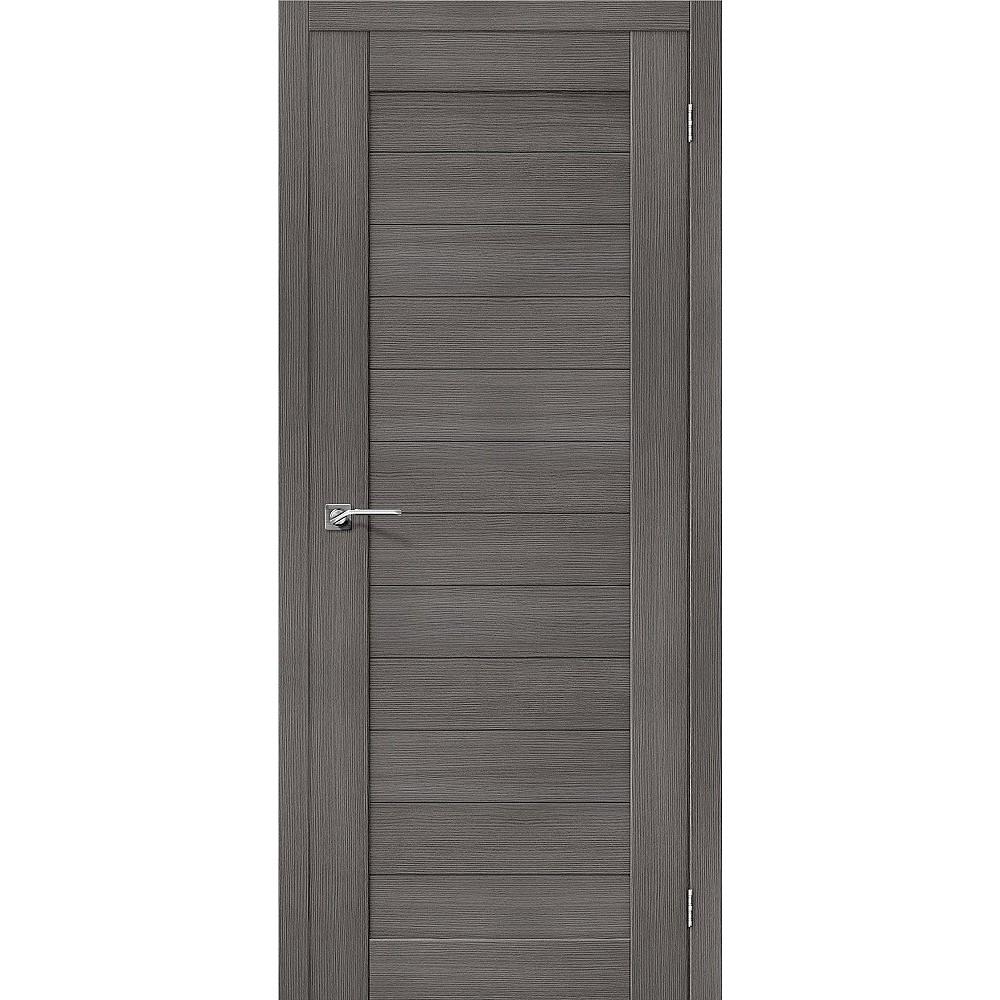 Межкомнатная дверь Порта-21Grey Veralinga