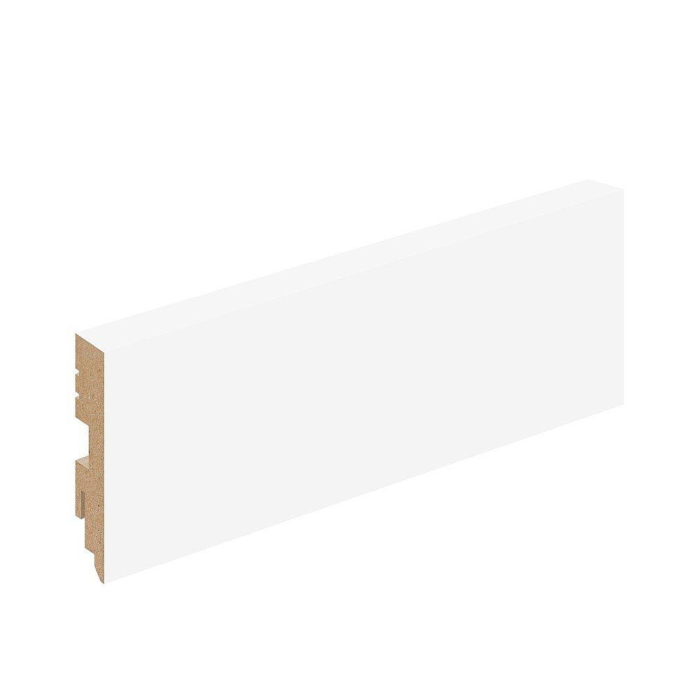 Плинтус напольный ЭКО Prime МДФ Тип-0 под покраску