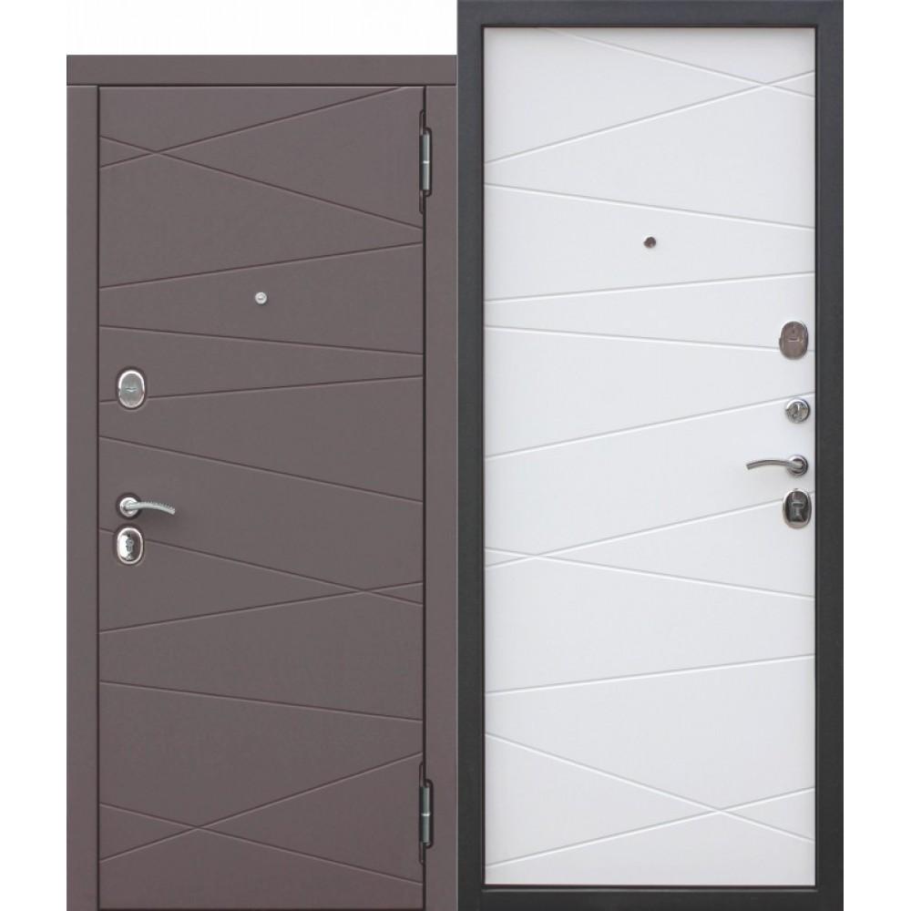 Входная дверь 9,5 Верона с МДФ панелями.