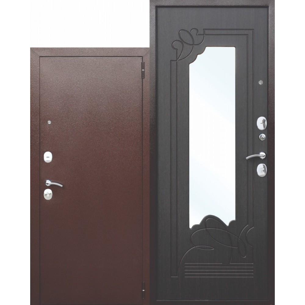 Входная металлическая дверь Ампир Венге.