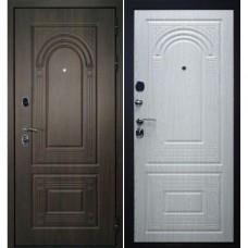 Входная дверь Флоренция винорит с МДФ панелями