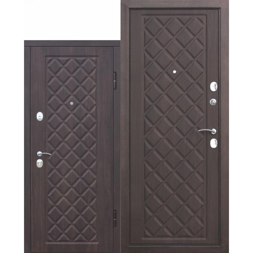 Входная дверь Камелот Винорит Вишня темная. Доставка до 4 -х дней.