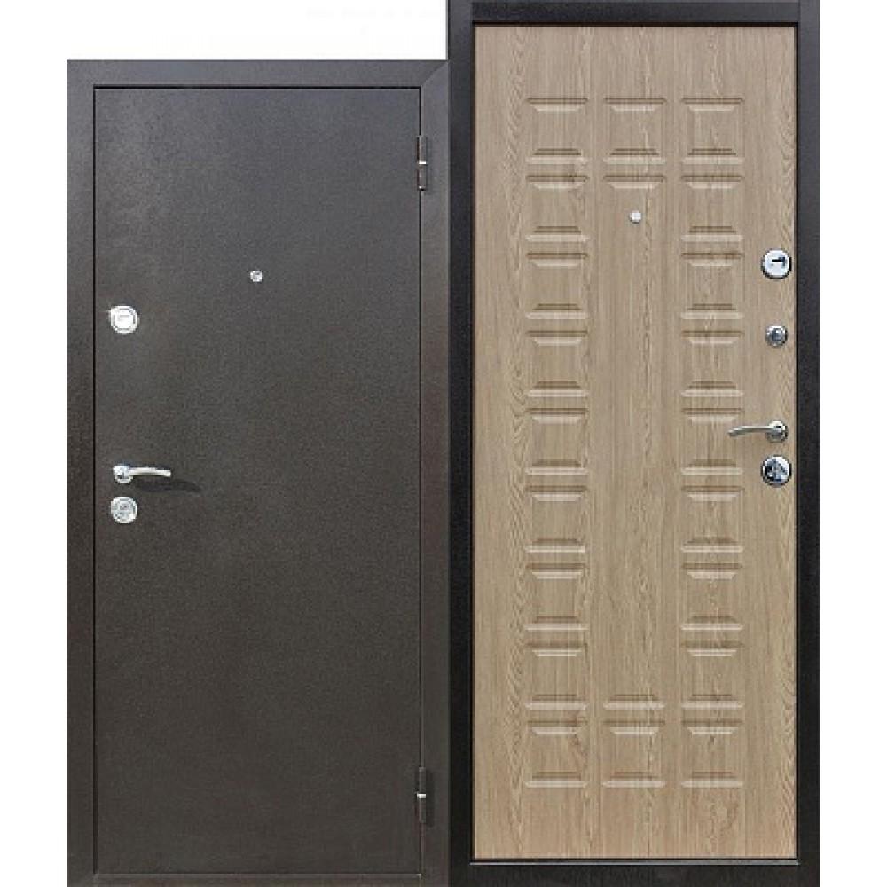 Входная металлическая дверь Йошкар Ель карпатская. Доставка до 4 -х дней.