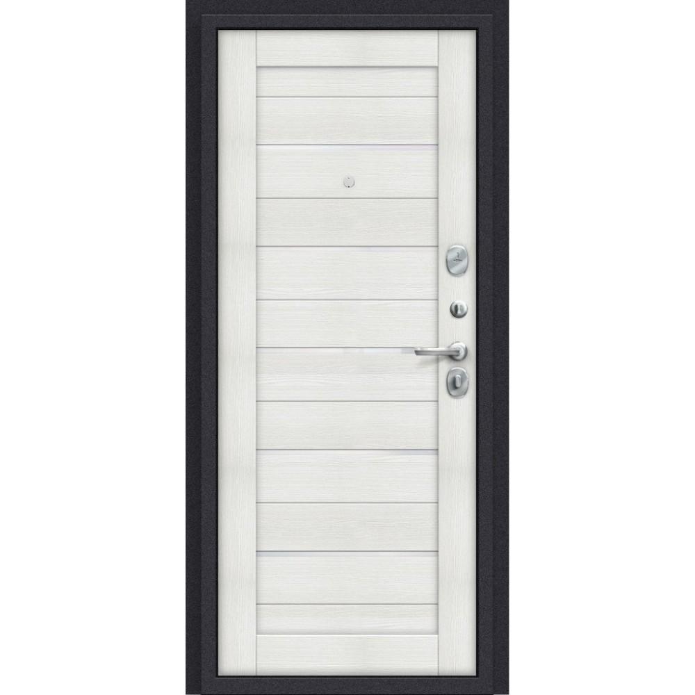 Входная металлическая дверь Porta S 4.П22 (Прайм) Almon 28/Bianco Veralinga