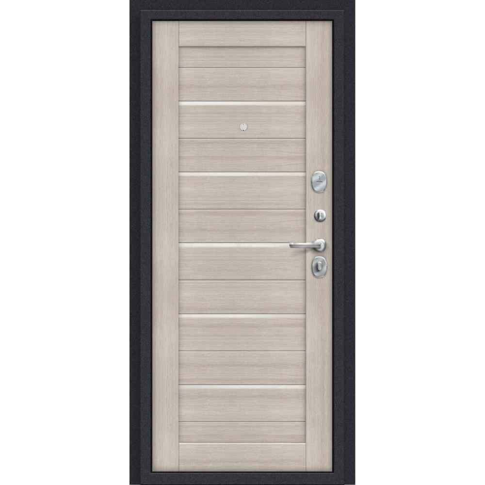 Входная металлическая дверь Porta S 4.П22 (Прайм) Almon 28/Cappuccino Veralinga