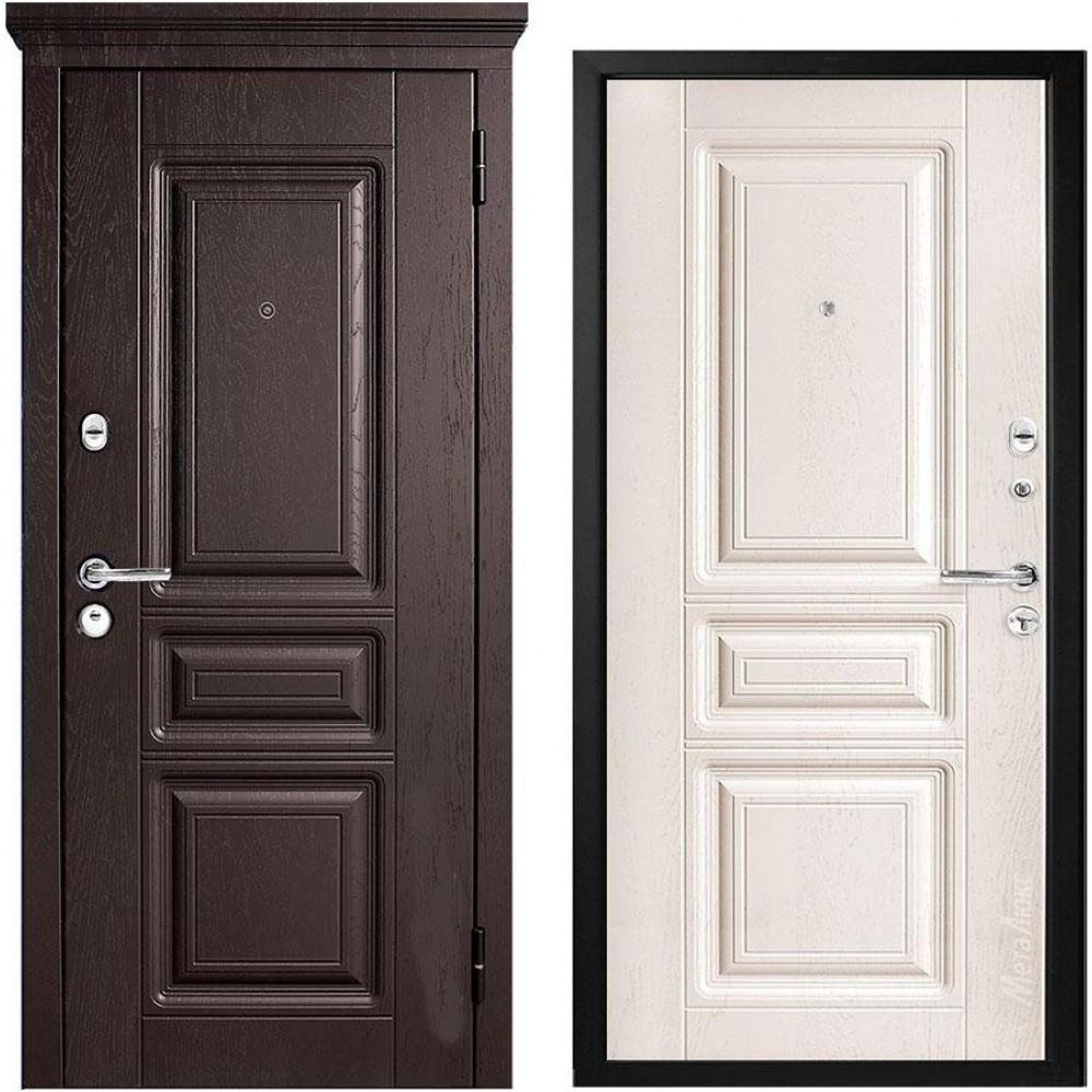 Входная металлическая дверь М 709