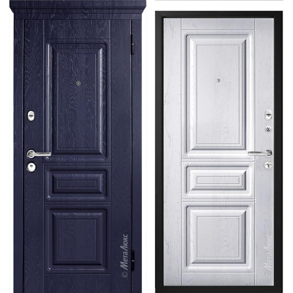 Входная металлическая дверь М 709/1